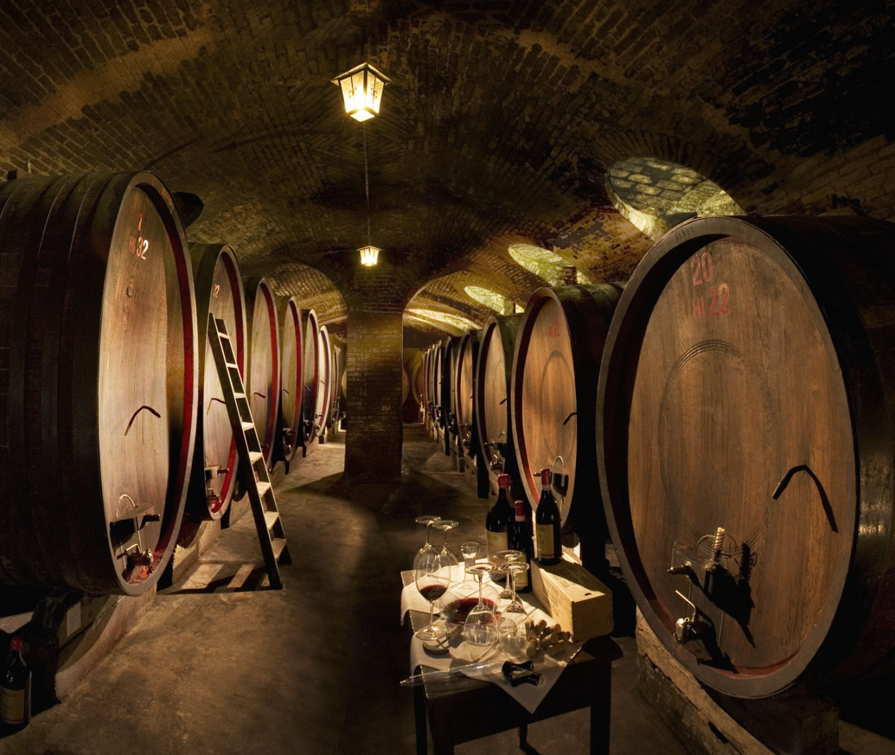 EXCLUSIVE WINE TASTING AT MARCARINI CELLARS, SUNDAY 27 AUGUST